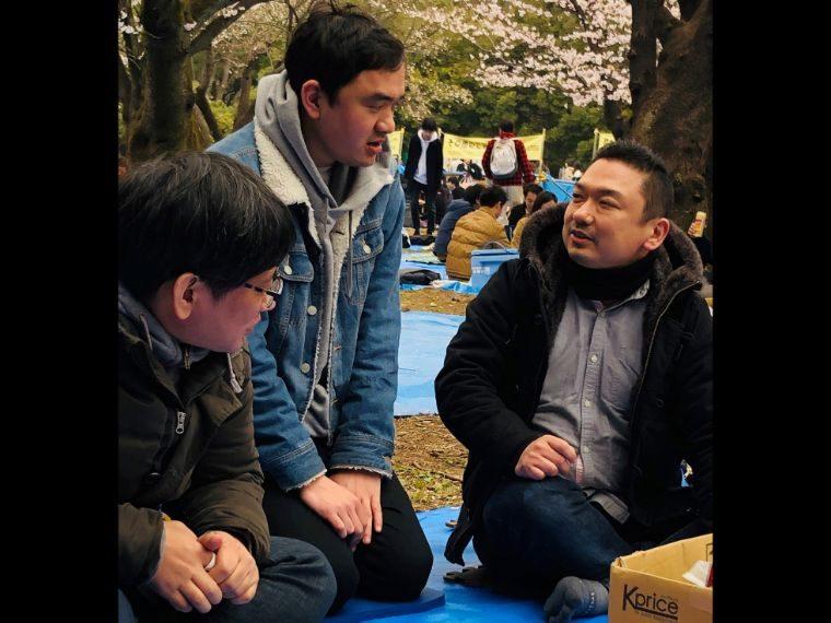 2019お花見12