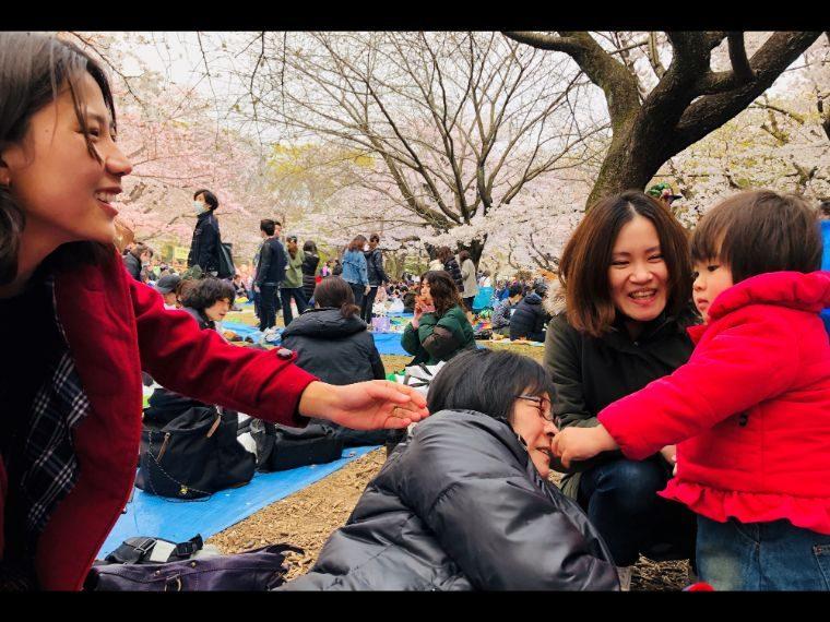 2019お花見13