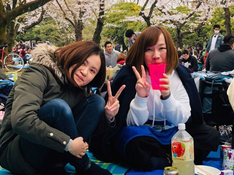 2019お花見3